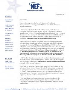 NEF annual appeal 2017 jpg